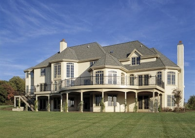 Greenville, Delaware Chateau Country Home - Dewson Construction