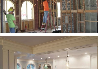 Before & After - Dewson Construction