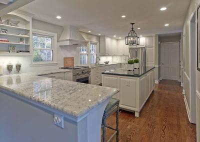 Kitchen & Hall Renovation - Dewson Construction