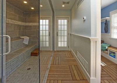 Pool House Renovation - Dewson Construction