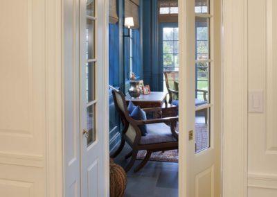 Porch Doorway